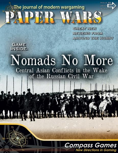 Paper Wars #086: Nomads No More