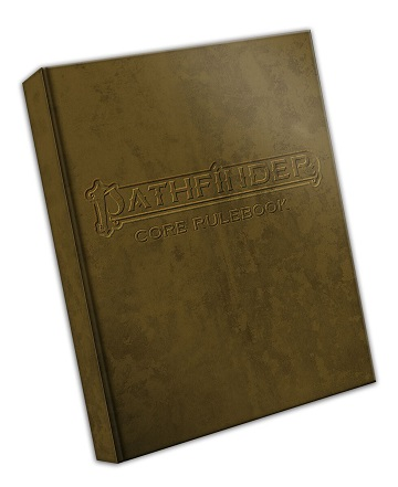 Pathfinder 2E: Core Rulebook (Special Edition HC)