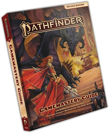 Pathfinder 2E: Gamemastery Guide [Damaged]