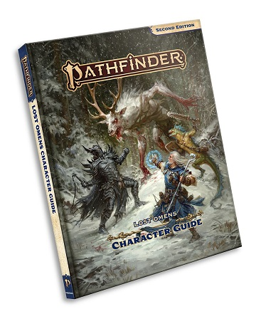 Pathfinder 2E: Lost Omens Character Guide