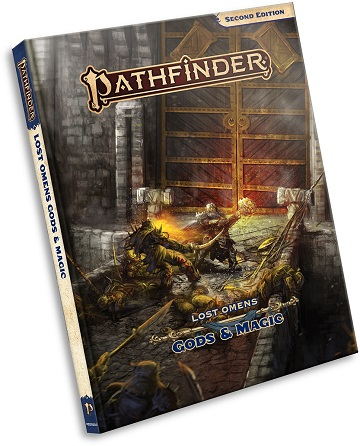 Pathfinder 2E: Lost Omens: Gods and Magic