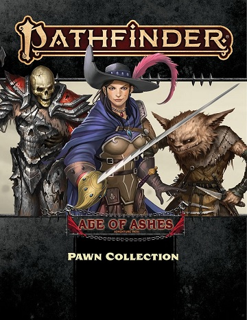 Pathfinder 2E Pawns: Age of Ashes Adventure Path
