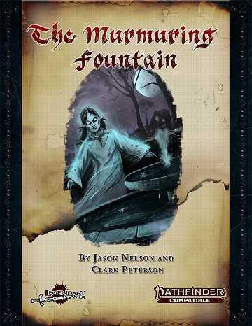 Pathfinder 2E: The Murmuring Fountain
