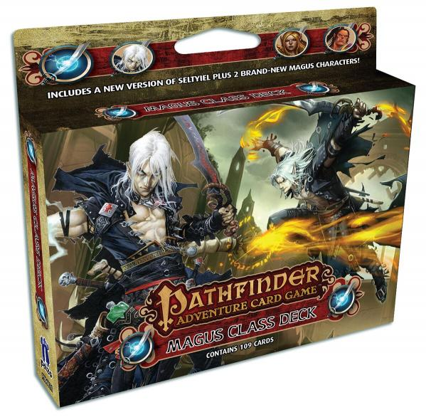 Pathfinder Adventure Card Game: Class Deck- Magus
