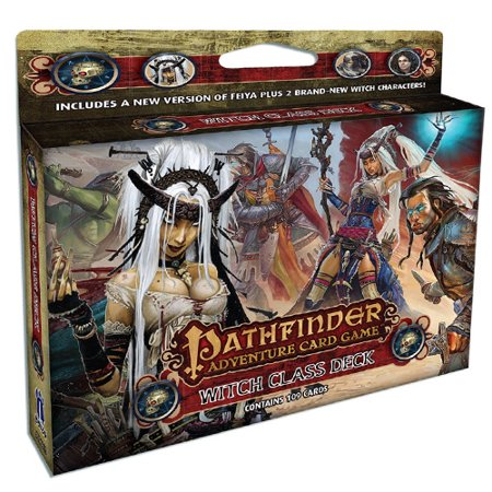 Pathfinder Adventure Card Game: Class Deck- Witch [SALE]