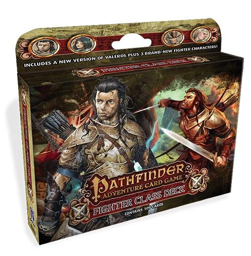 Pathfinder Adventure Card Game: Class Deck- Fighter [SALE]