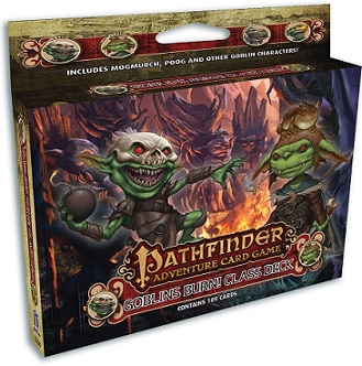 Pathfinder Adventure Card Game: Goblins Burn! Class Deck (SALE)