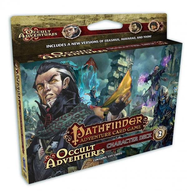 Pathfinder Adventure Card Game: Occult Adventures- Character Deck 2 (SALE)