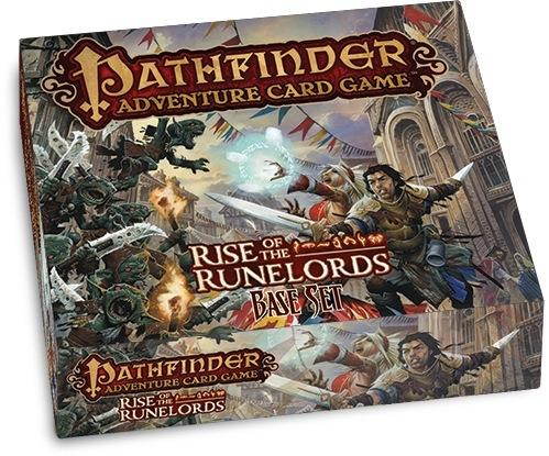 Pathfinder Adventure Card Game: Rise of the Runelords- Base Set
