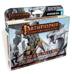 Pathfinder Adventure Card Game: Rise of the Runelords- Sins of the Saviors