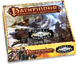 Pathfinder Adventure Card Game: Skull & Shackles Base Set [Damaged]