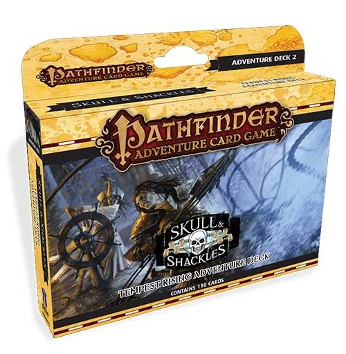Pathfinder Adventure Card Game: Skull & Shackles Tempest Rising