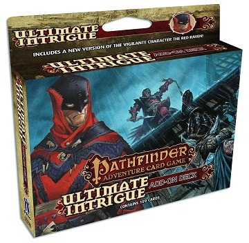 Pathfinder Adventure Card Game: ULTIMATE INTRIGUE DECK
