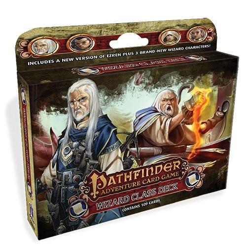 Pathfinder Adventure Card Game: Class Deck- Wizard [SALE]