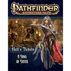 Paizo - Pathfinder Adventure Path: Hell's Rebels #4: A Song