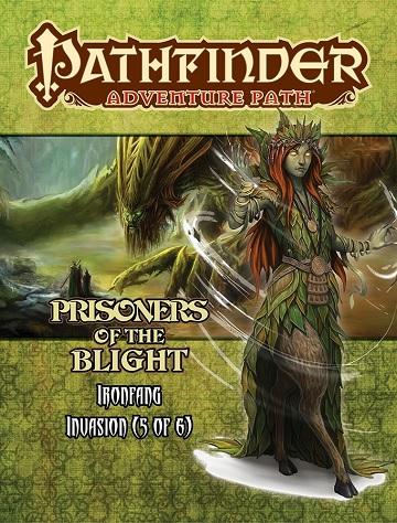 Paizo - Pathfinder Adventure Path: Iron Fang Invasion #5