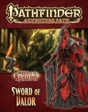 Pathfinder Adventure Path: Wrath of the Righteous #2: Sword of Valor
