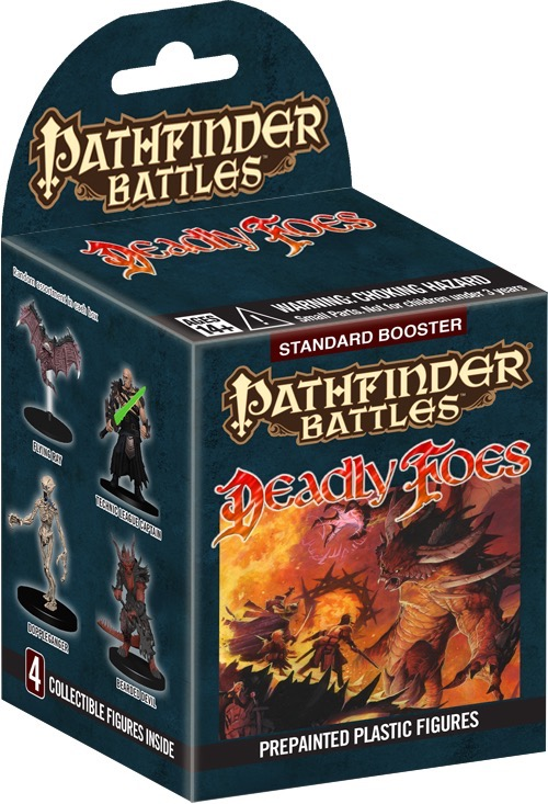 Pathfinder Battles: Deadly Foes- Booster