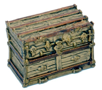 Pathfinder Battles: Jungle of Despair- Trunk Case (R)