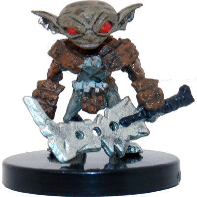 Pathfinder Battles: Legendary Adventures #001 Goblin Dog-Slicer (C)