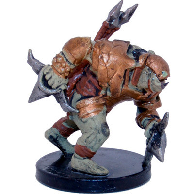 Pathfinder Battles: Legendary Adventures #002 Orc Charger (C)