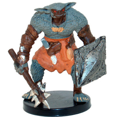Pathfinder Battles: Legendary Adventures #003 Bugbear Skulker (C)