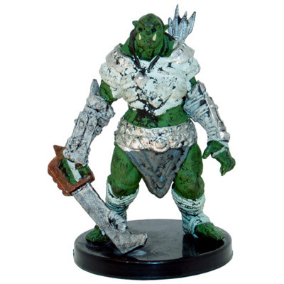 Pathfinder Battles: Legendary Adventures #004 Orc Battler (C)