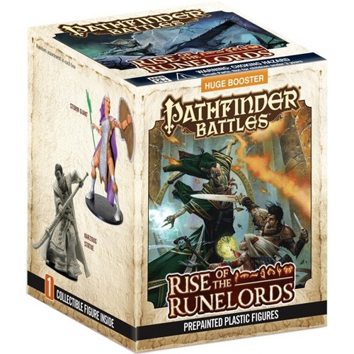 Pathfinder Battles: Rise of the Runelords- Booster Pack