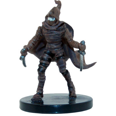 Pathfinder Battles: Ruins of Lastwall- #004 Caligni Stalker (C)