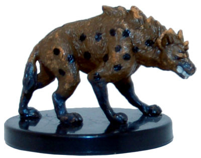 Pathfinder Battles: Ruins of Lastwall- #006 Hyena (C)