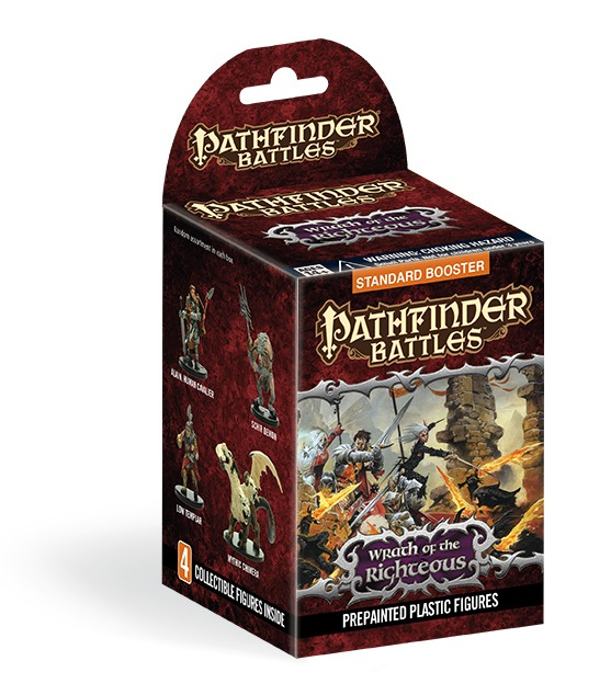 Pathfinder Battles: Wrath Of The Righteous- Booster