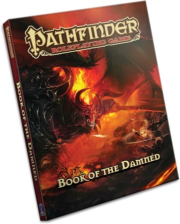 Pathfinder: Book of the Damned (HC)