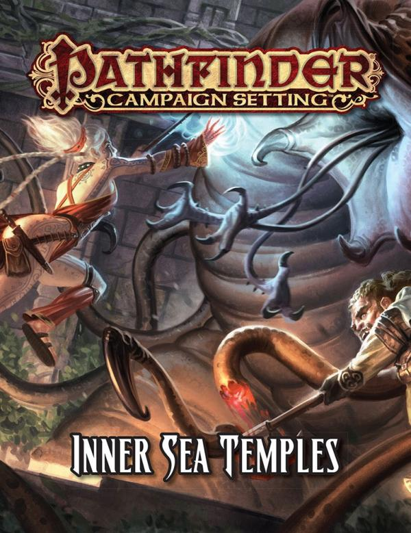 Pathfinder Campaign Setting: Inner Sea Temples [SALE]