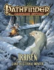 Pathfinder: Campaign Setting: Irrisen: Land of Eternal Winter (Damaged)