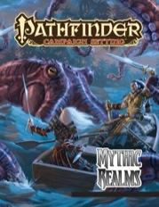Pathfinder: Campaign Setting: Mythic Realms [SALE]