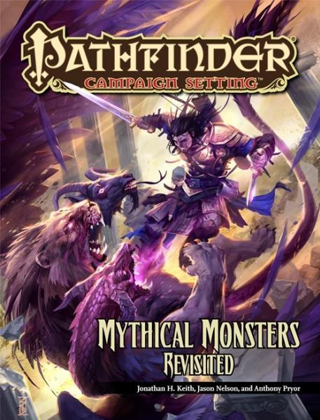 Pathfinder: Campaign Setting: Mythical Monsters