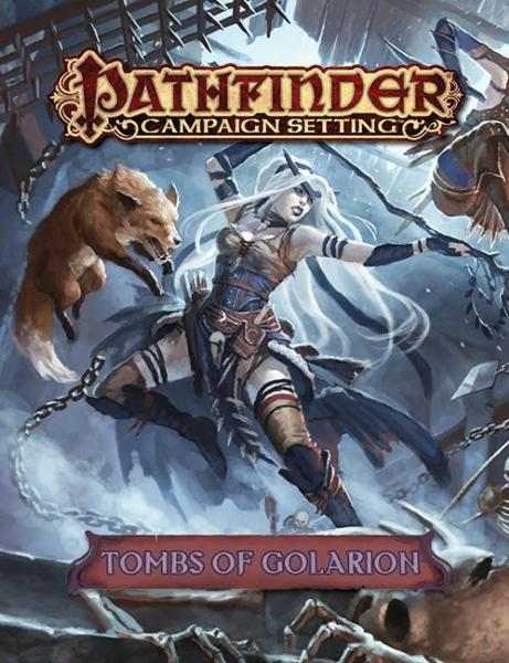 Pathfinder: Campaign Setting: Tombs of Golarion