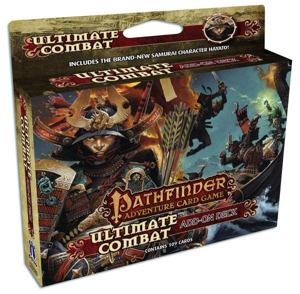 Pathfinder Cards: Ultimate Combat Add-On Deck