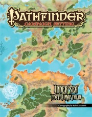 Pathfinder: Chronicles: Inner Sea Poster Map Folio