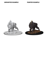 Pathfinder Deep Cuts: DIRE WOLF