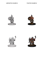 Pathfinder Deep Cuts: DWARF MALE BARBARIAN