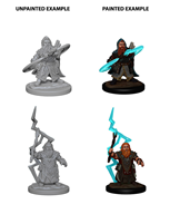 Pathfinder Deep Cuts: DWARF MALE SORCERER