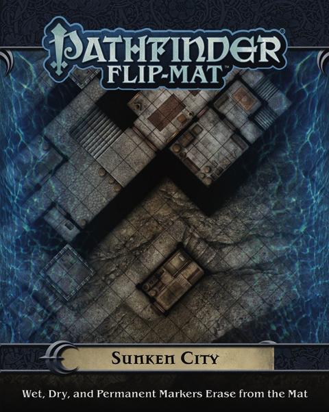 Pathfinder Flip Mats