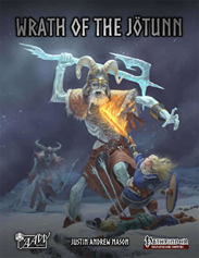 Pathfinder: INTO THE WINTERY GALE- WRATH OF THE JOTUNN (HC)