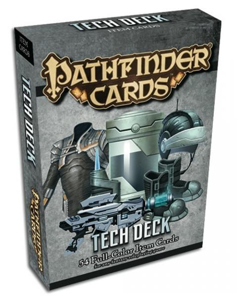 Pathfinder Item Cards: Tech Deck [SALE]