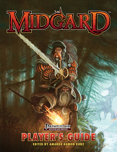 Pathfinder: Midgard Players Guide