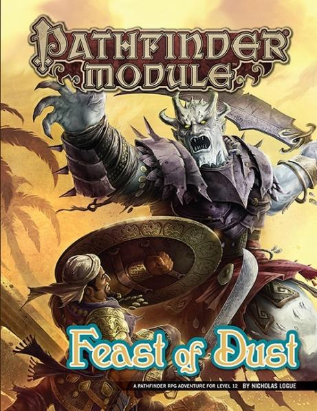 Pathfinder Module: Feast of Dust (SALE)