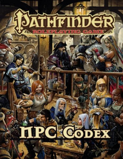 Pathfinder: NPC Codex [SALE]