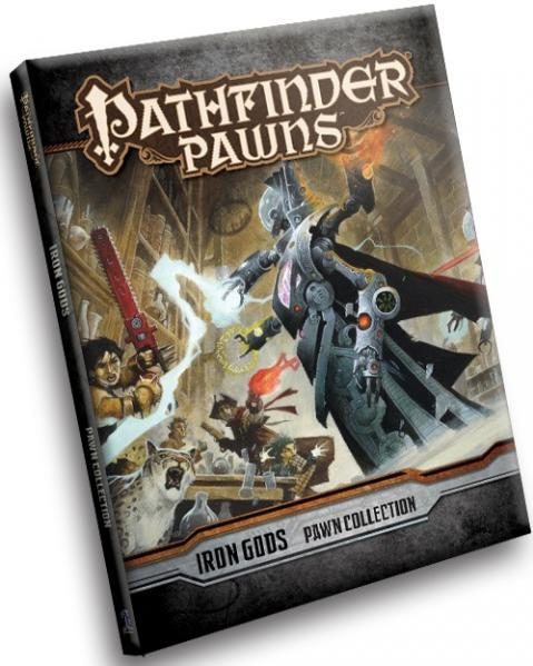 Pathfinder Pawns: Iron Gods Pawn Collection [SALE]
