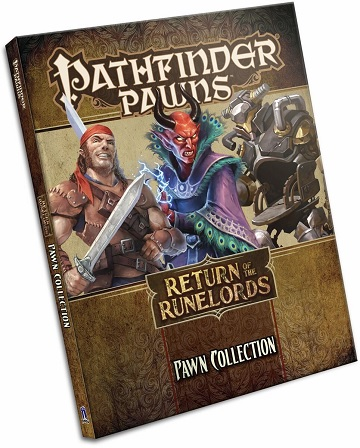 Pathfinder Pawns: Return of the Runelords